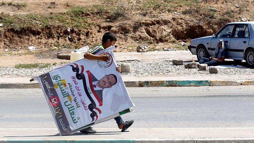 Eleições no Iraque com abstenção recorde