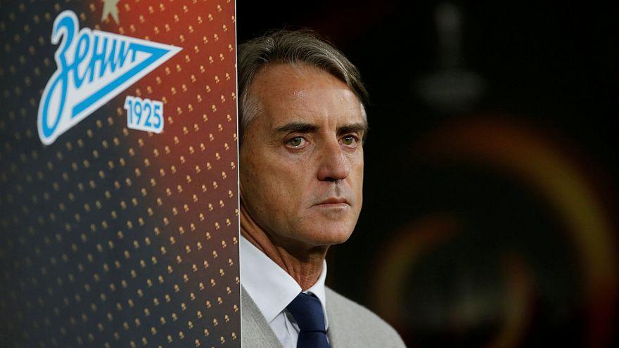 Mancini demite-se do Zenit de São Petersburgo