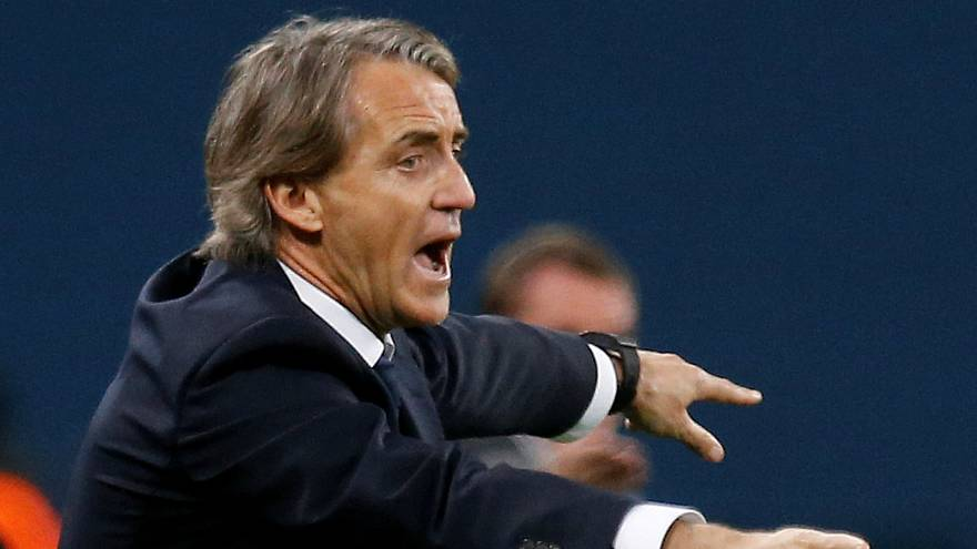 Mancini löst Vertrag mit FC Zenit auf - Weg frei für Italien