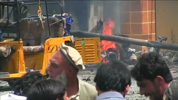 Afghanistan: Neuer Selbstmordanschlag in östlicher Provinz