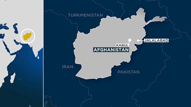 Mindestens vier Tote bei Anschlag im afghanischen Jalalabad