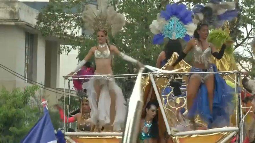 Cuba LGBT march