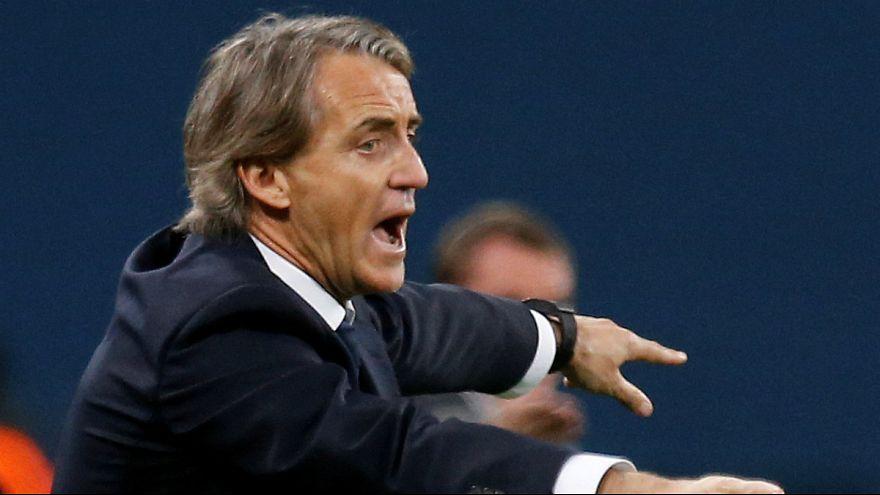 روبرتو مانچینی به تیم ملی ایتالیا نزدیک شد