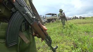 Λ.Δ Κονγκό: Ελεύθεροι οι δύο Βρετανοί όμηροι