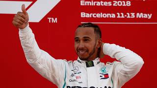 Lewis Hamilton domina el Gran Premio de España de F1