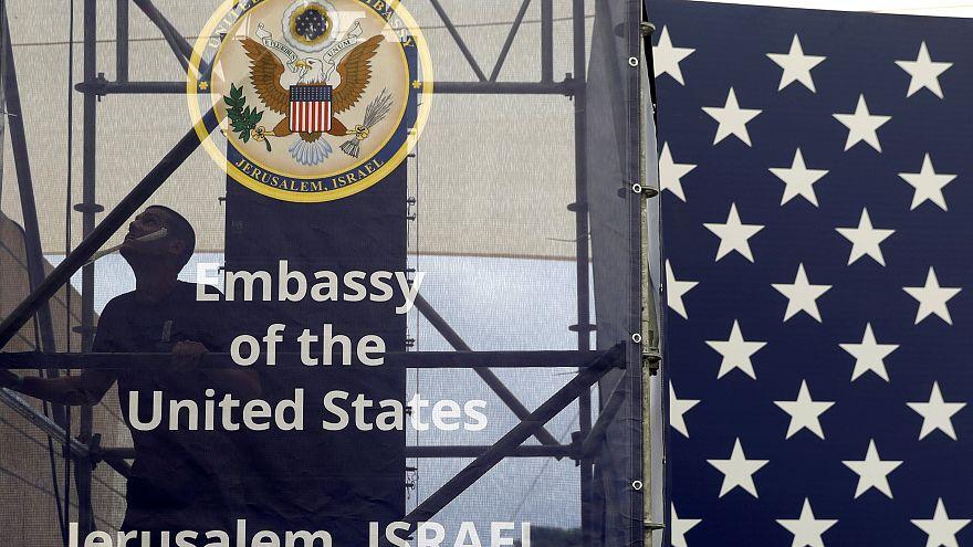 Εγκαίνια για την πρεσβεία των ΗΠΑ στην Ιερουσαλήμ