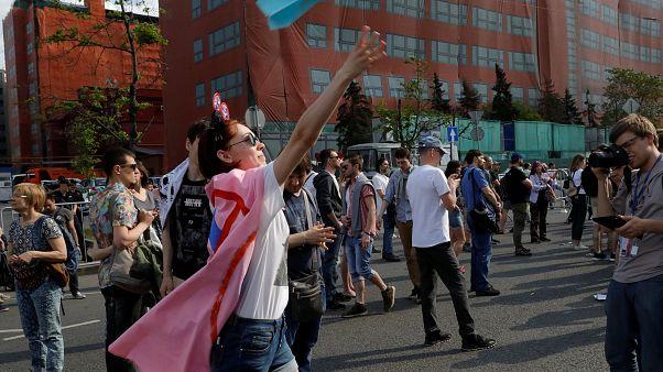 """Митинг """"За свободу интернета"""""""