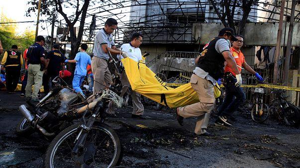 Attentats en Indonésie : une famille de kamikazes