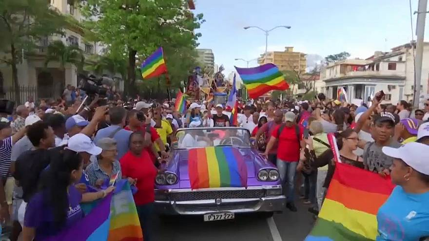 Gay-Parade in Kuba