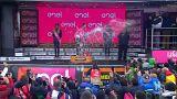 بينيت يتفوق على فيفياني ويفوز بالمرحلة 7 لسباق إيطاليا للدراجات