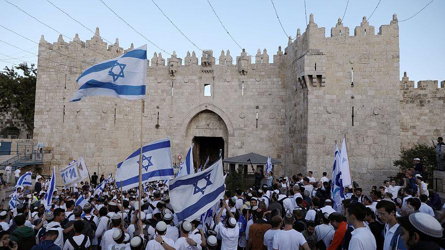 """Un """"Jerusalem day"""" sous tension"""