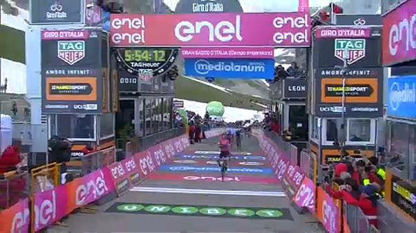 Giro: Yates kettős nyertes