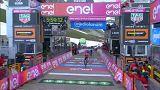 """""""Джиро д'Италия"""": первая победа лидера"""