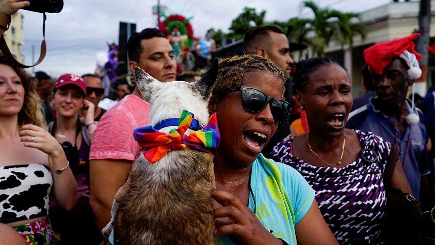 Cuba : une marche contre l'homophobie