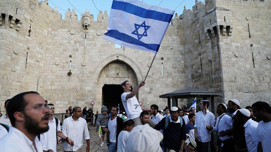 День Иерусалима: флаги и потасовки