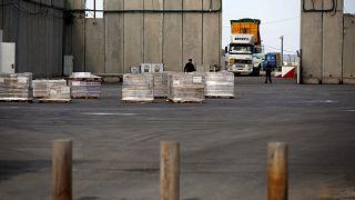 İsrail Gazze Şeridi'ndeki sınır kapılarını kapattı