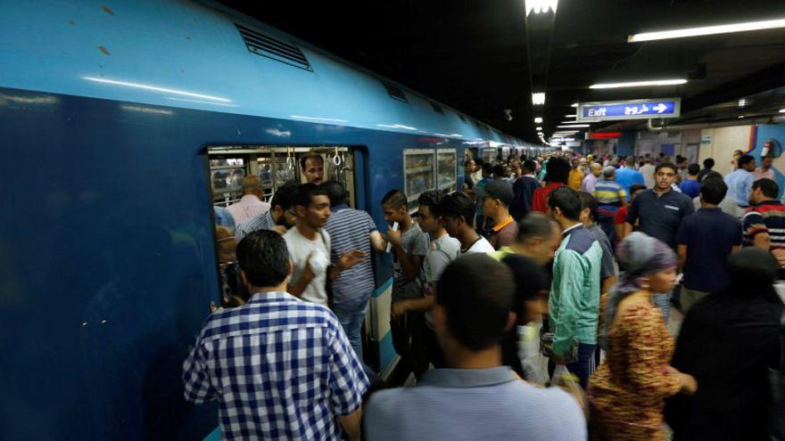 القبض على 22 شخصاً حصيلة احتجاجات المترو بمصر وتكثيف للتواجد الأمني