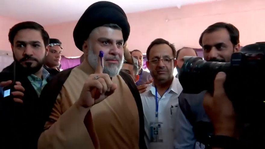 انتخابات العراق: مؤشرات بعودة مقتدى الصدر للساحة السياسية العراقية