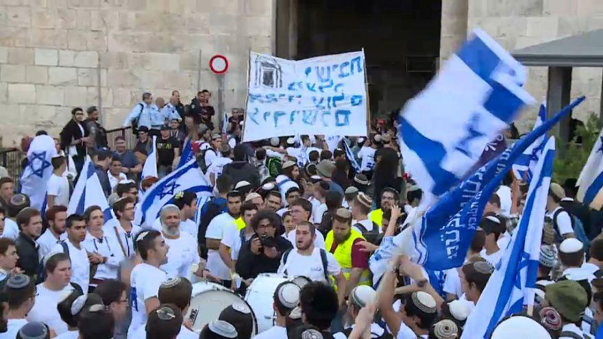 Nacionalistas judeus provocam em Al-Aksa