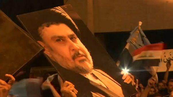 Parlamentswahl im Irak: al-Sadr liegt in Führung