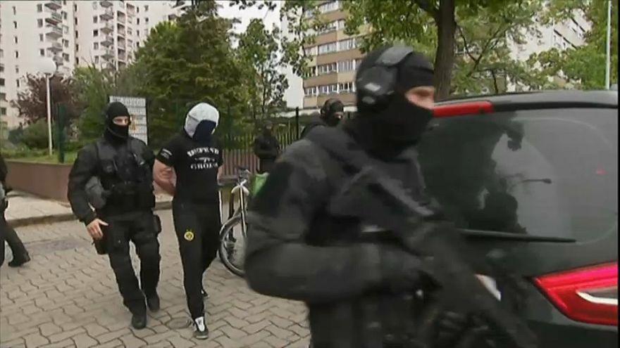 Paris attack: arrests in Strasbourg