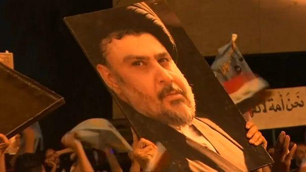 Sostenitori di Moqtada al-Sadr