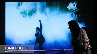 یلدا معیری برنده نشان عکاس سال مطبوعات ایران در بخش تک عکس خب