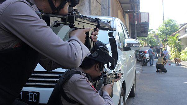 Alerta máxima en Indonesia tras un nuevo atentado en Surabaya