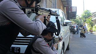 Újabb terrortámadás Indonéziában