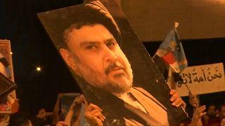 Coligações antissistema lideram no Iraque