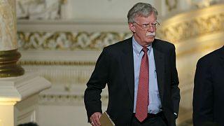 بولتون: دنبال تغییر رژیم در ایران نیستیم