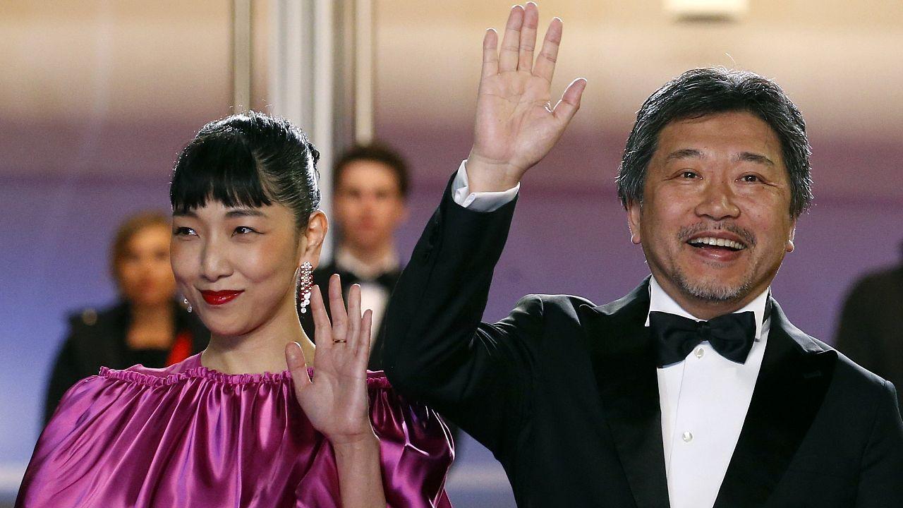 """Cannes : """"Une affaire de famille"""" en lice pour la Palme d'or"""