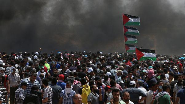 إسرائيل تقتل 52 فلسطينيا في غزة مع تصاعد الاحتجاجات ضد نقل السفارة الأمريكية