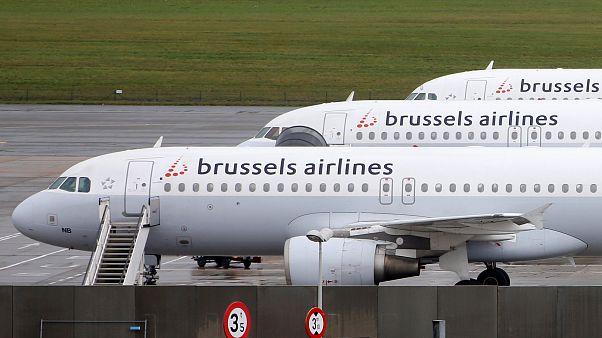 Απεργούν οι πιλότοι της Brussels Airlines