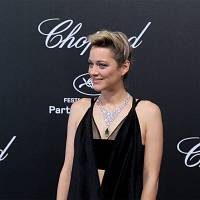 Diamonds on Cannes' red carpet