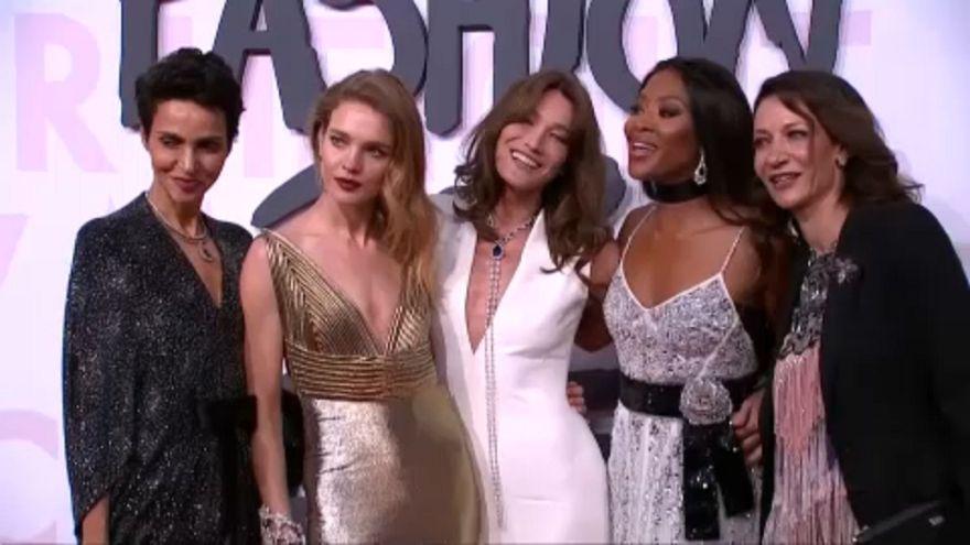 """Gala """"Fashion Relief"""" em Cannes"""