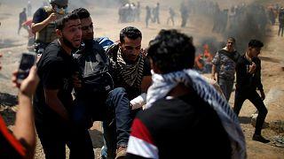 """Gaza : le gouvernement palestinien dénonce """"un horrible massacre"""""""