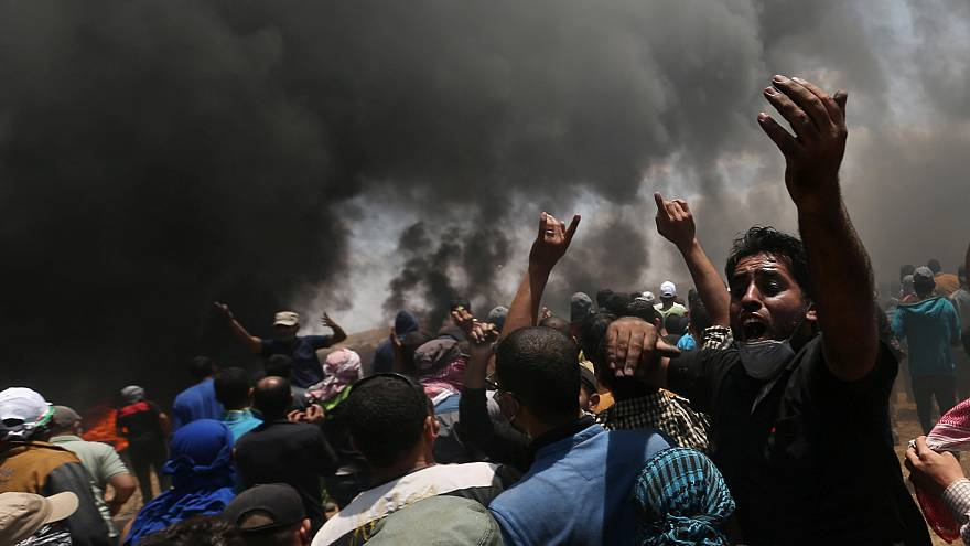 Halálos áldozatok a gázai összecsapásokban