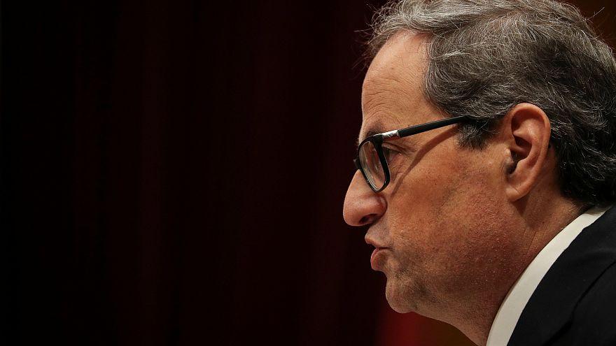 Quim Torra: un radical para suceder a Puigdemont