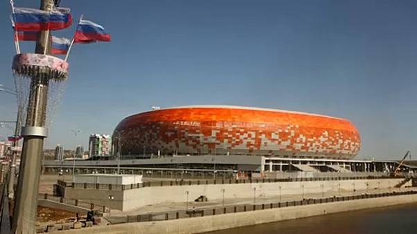 Egy hónap múlva kezdődik az oroszországi labdarúgó-vb