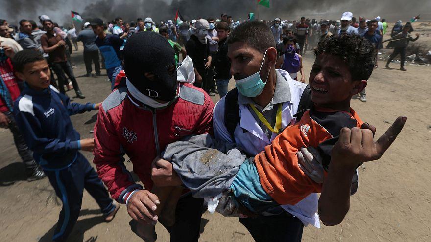 Столкновения в секторе Газа: есть жертвы