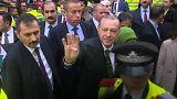 Erdogan zu Besuch in Großbritannien