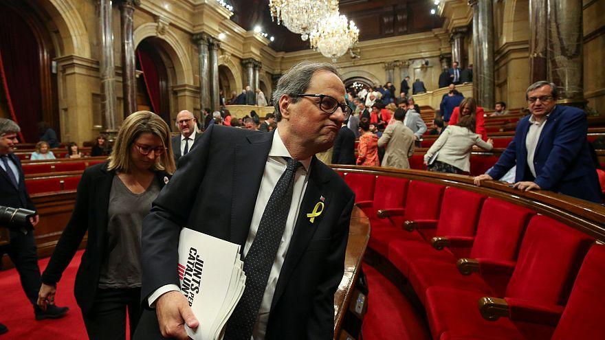 Catalogna: il Presidente è Quim Torra