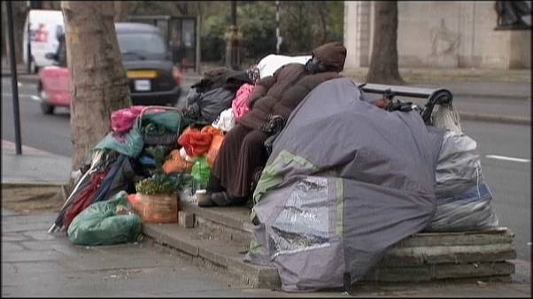 Homeless EU Migrants could receive compensation from UK Government