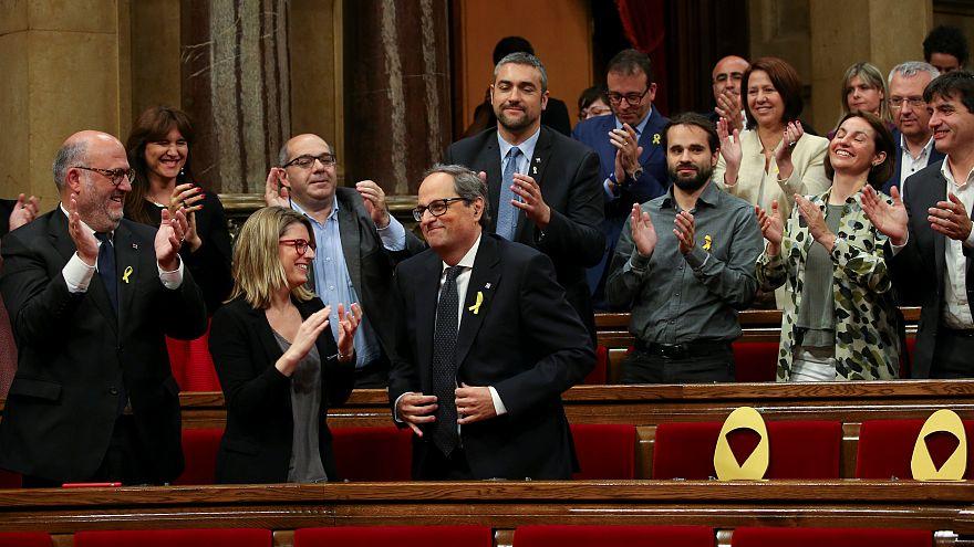 Парламент Каталонии утвердил главой правительства Жоакима Торру
