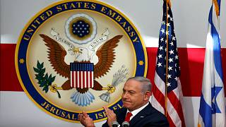US opens controversial new embassy in Jerusalem