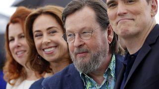 Der Unerwünschte darf zurück - Lars von Trier (62) in Cannes