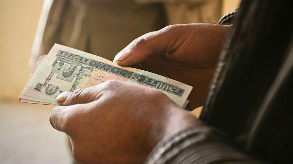 کاهش بیسابقه ارزش پول افغانستان