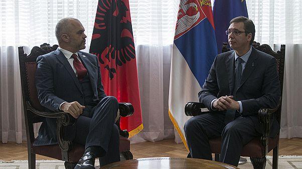 Edi Rama e Aleksandar Vučić: la lunga strada di Albania e Serbia verso l'Ue