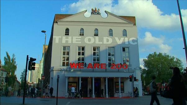 The Old Vic theatre celebrates its 200th anniversary